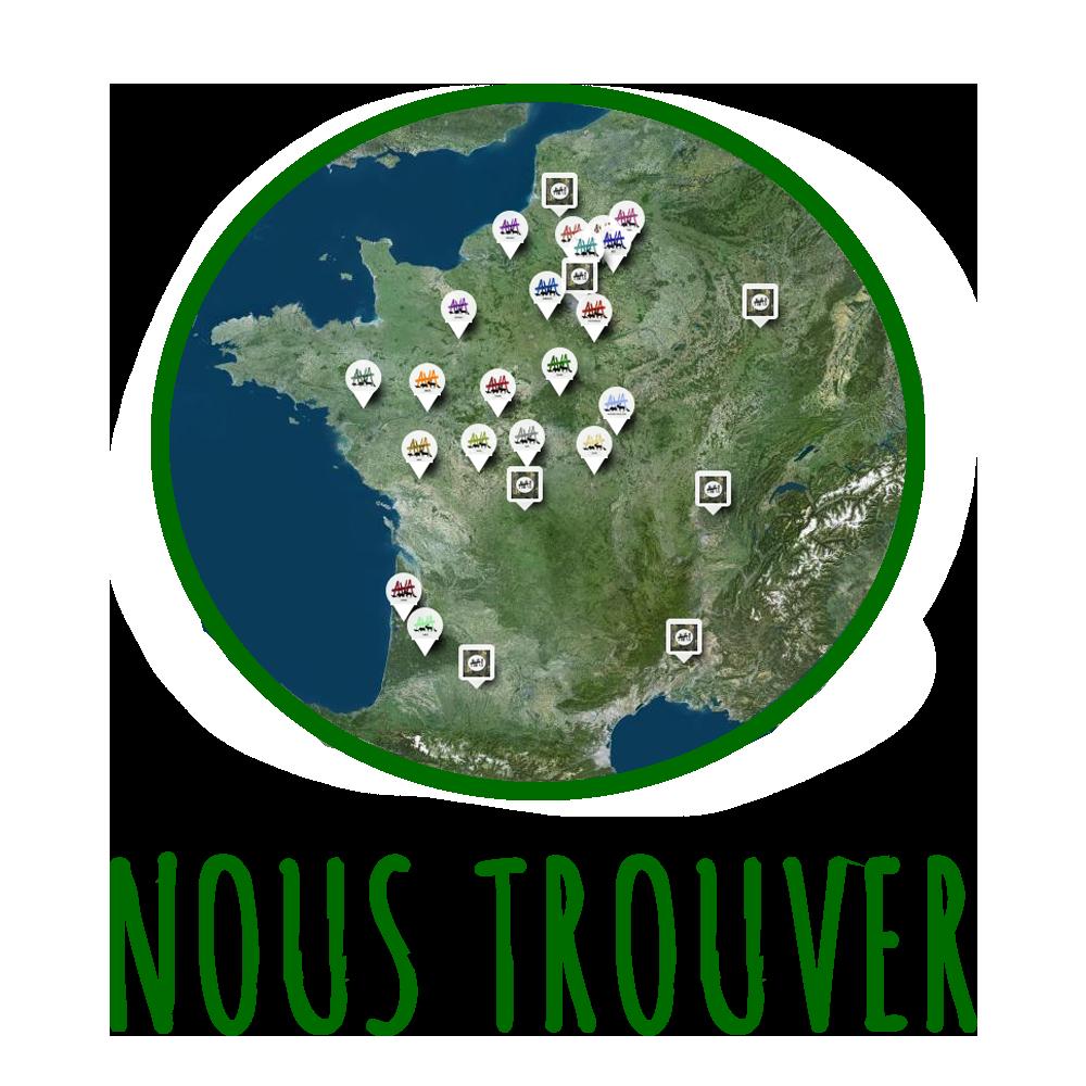 NOUS TROUVER